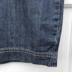 Eddie Bauer Skirts - Eddie Bauer Denim Blue Jean Pencil Skirt 14 Jeans